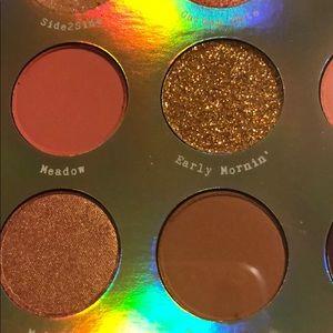 Colourpop Makeup - ColourPop Sweet Talk